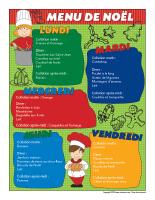 Modeles-menu de la semaine Noel-1