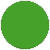 Mon chemin tout vert