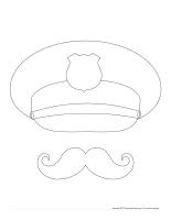 Mon policier à moustache