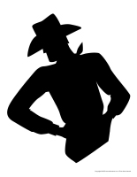 Morceaux de cowboy géant-2