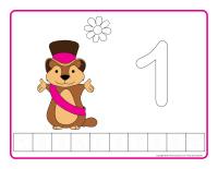 Napperons de jeux à modeler-Jour de la marmotte