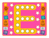 Napperons de jeux à modeler-Journée de l'enfant-2