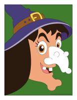 Nez de la sorcière