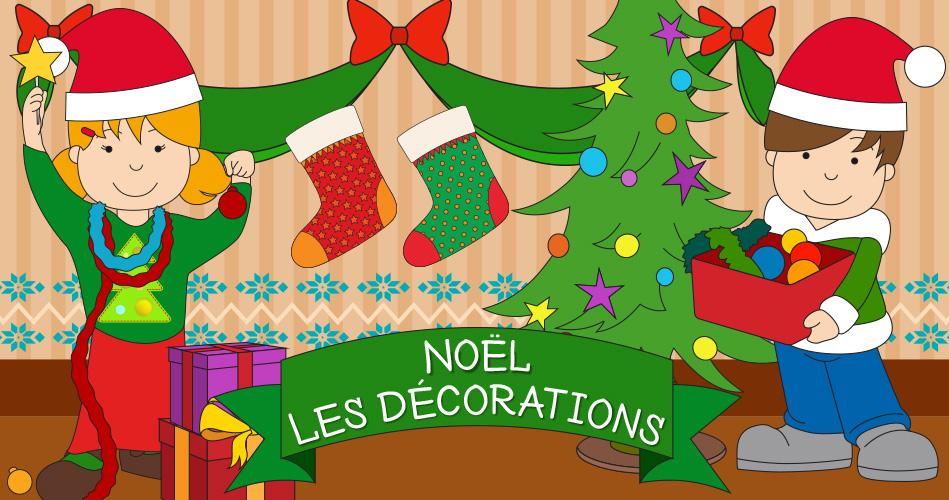 Noël Décorations Activités Pour Enfants Educatout