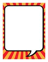 Papier à lettres-Les bandes dessinées