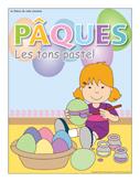 Pâques - Les tons pastels