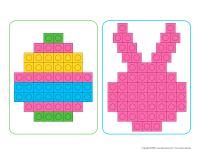 Pâques-blocs Lego-1