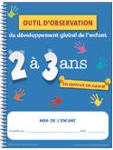 Outil d'observation - 2 à 3 ans