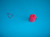 Pendentif tout rose - 4