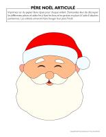 Père Noël-articulé