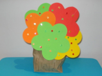Petit arbre coloré-1