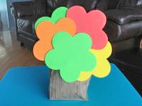 Petit arbre coloré-6