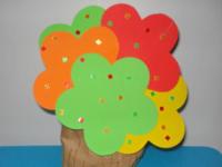 Petit arbre coloré-7