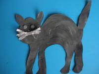 Petit chaton gris-8