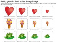 Petit-grand - Poni et les Bongabongs