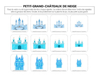 Petit-grand-Châteaux de neige