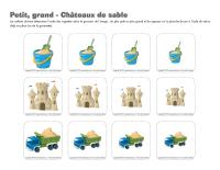 Petit-grand-Châteaux de sable