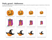 Petit-grand Halloween