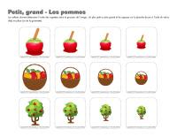 Petit grand-Les pommes