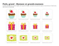 Petit grand-Mamans et grands-mamans