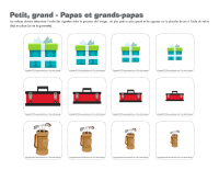 Petit grand-Papas et grands-papas