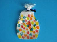 Petit sac de bonbons à la gelée-6