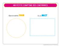 Petite comptine-Contraires-1