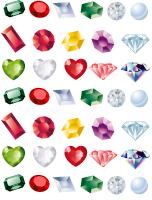 Petites pierres précieuses