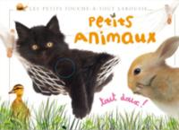 Petits animaux tout doux-livre
