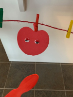 Petits defis avec des pommes-8