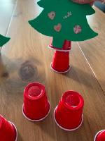 Petits sapins aux decorations empilables-9