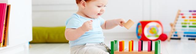 Les enfants, le jeu et leur développement