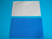 Plaque d'immatriculation bleue-3