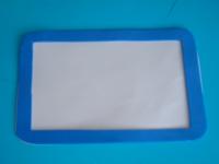 Plaque d'immatriculation bleue-4