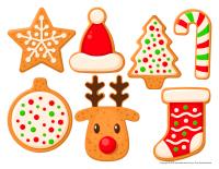 Plaques à biscuits de Noël-2