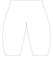 Pochoirs-Les vêtements