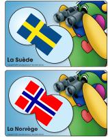 Poni découvre - Les pays nordiques