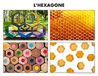 Poni découvre et présente-Hexagone