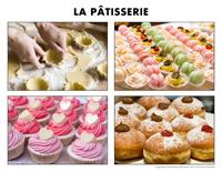 Poni découvre et présente-La pâtisserie