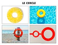 Poni découvre et présente-Le cercle