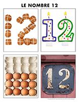 Poni découvre et présente-Le nombre 12
