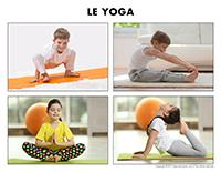 Poni découvre et présente-Le yoga