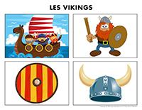 Poni découvre et présente-Les Vikings