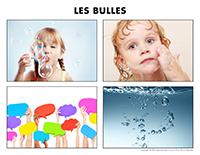 Poni découvre et présente-Les bulles