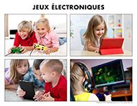 Poni découvre et présente-Les jeux électronique