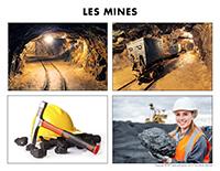 Poni découvre et présente-Les mines