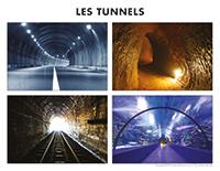 Poni découvre et présente-Les tunnels