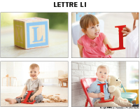 Poni découvre et présente-Lettre L