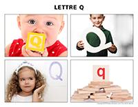 Poni découvre et présente-Lettre Q