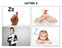 Poni découvre et présente-Lettre Z